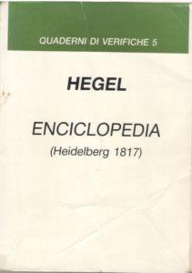 Enciclopedia delle scienze filosofiche in compendio (1817)