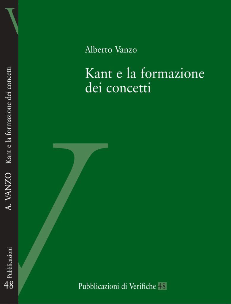 Kant e la formazione dei concetti