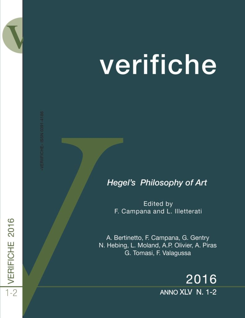 Hegel's Philosophy of Art